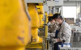 Lĩnh vực sản xuất Trung Quốc xuống thấp kỷ lục