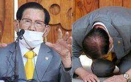 Giáo chủ Tân Thiên Địa Lee Man Hee từ chối xét nghiệm Covid-19 công khai, nói không biết 'âm tính với virus nghĩa là gì'