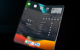 Bằng sáng chế mới của Apple cho thấy một chiếc iPhone màn hình gập sẽ không còn xa