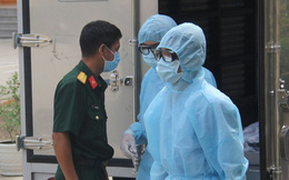 Ảnh: Diễn tập tình huống trên 30.000 người mắc Covid-19 tại Việt Nam