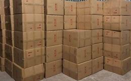 Gần 1 triệu chiếc khẩu trang y tế bị đầu cơ, chuẩn bị tuồn từ Sài Gòn sang các nước để tiêu thụ