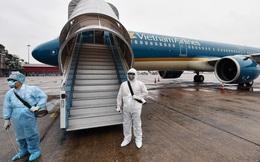 Đã tìm được 5 người trên chuyến bay của Vietnam Airlines có khách Nhật Bản nhiễm Covid-19