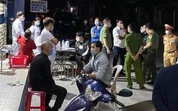 Kiểm tra xe khách trong đêm, phát hiện nhiều người Trung Quốc không có hộ chiếu