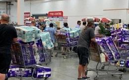 Vì sao người dân khắp thế giới đổ xô đi mua giấy vệ sinh để phòng virus corona?