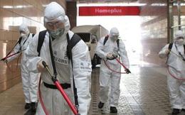 Hàn Quốc xác nhận gần 6300 trường hợp nhiễm virus corona, số ca nhiễm mới trong ngày cao gấp 3,6 lần Trung Quốc