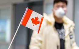 Canada ghi nhận ca COVID-19 đầu tiên lây nhiễm cộng đồng
