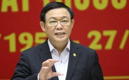 Bí thư Vương Đình Huệ yêu cầu dừng đi nước ngoài, tập trung chống Covid-19