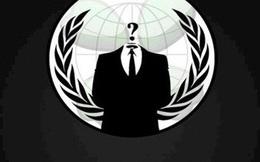Website Lotteria Việt Nam bị nhóm hacker khét tiếng nhất thế giới Anonymus tấn công?