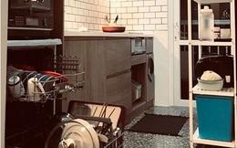 Học mẹ đảm tại Hà Nội cách tự thiết kế phòng bếp: Từ lựa đồ cho tới mua sắm để vừa tiết kiệm mà không gian hoàn thành hoàn toàn ưng ý