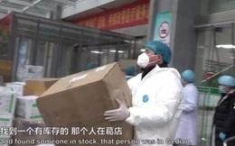 """Vũ Hán: Dân cách ly trong nhà, y bác sĩ bám bệnh viện, ai giúp """"vận hành"""" cỗ máy chống dịch COVID-19?"""