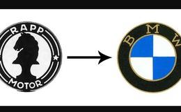 Trước khi gây tranh cãi, logo BMW đã thay đổi thế nào qua năm tháng?