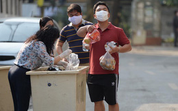 Sở Y tế Hà Nội đề xuất hỗ trợ tiền ăn 80.000 đồng/ngày cho người cách ly Covid-19