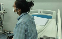 Bệnh nhân số 17 có biểu hiện nặng hơn, viêm phổi rõ nét