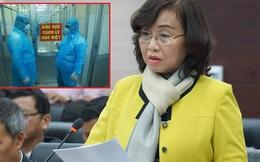Giám đốc Sở Y tế Đà Nẵng giải thích lý do vì sao không cách ly ngay cô gái thứ 35 nhiễm Covid-19