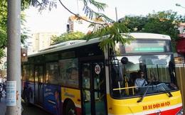 Hà Nội yêu cầu các xe buýt không bật điều hoà, mở cửa thông thoáng phòng chống COVID-19