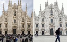 Italy sau lệnh phong tỏa: Cuộc sống chững lại, người dân cảm thấy sốc nhưng du khách vẫn muốn trải nghiệm khung cảnh im ắng lạ thường