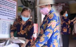 """Gặp bà chủ tiệm gạo Đà Nẵng khuyên khách không nên... mua nhiều gạo: """"Giá có tăng thì cô vẫn sẽ cố gắng bán mức thấp nhất cho bà con mình"""""""