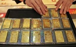 Giá vàng rớt thảm, giảm hơn 1 triệu đồng/lượng ngay khi mở cửa