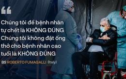 Covid-19: Lời khẩn cầu dồn nén 4 từ 'KHÔNG ĐÚNG' vì nạn tin giả khủng khiếp về Italy