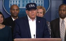 Tổng thống Trump tuyên bố đã làm xét nghiệm virus corona