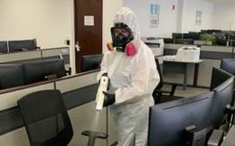 Các vị trí cần vệ sinh, khử khuẩn tại nơi làm việc để phòng dịch COVID-19