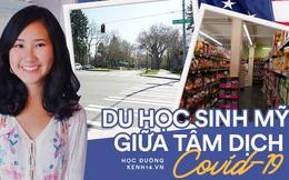 Du học sinh Việt ở tâm dịch Mỹ: Không có chỗ ở vì ký túc xá đóng cửa nhưng không phải ai cũng có tiền về Việt Nam