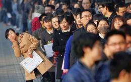Kinh tế trì trệ, hơn 5 triệu người Trung Quốc mất việc làm chỉ trong 2 tháng đầu năm