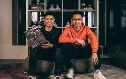 2 chàng trai Việt làm giày từ bã cà phê lọt Forbes 30 under 30 của châu Âu