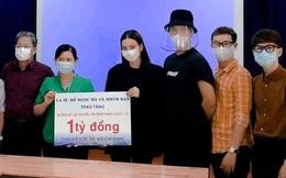 Hồ Ngọc Hà tiếp tục góp 2 phòng cách ly cho bệnh nhân Covid-19, nâng tổng số tiền ủng hộ lên đến 3,3 tỷ đồng