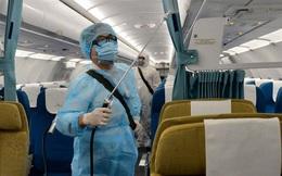 Bộ Y tế thông báo khẩn trong đêm về các chuyến bay có người mắc COVID-19