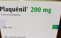 Pháp thử nghiệm thành công thuốc chống sốt rét kết hợp kháng sinh để điều trị Covid-19