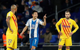Cầu thủ xuất sắc nhất Trung Quốc dương tính với virus corona