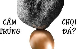 Phỏng vấn hỏi 'Một người cầm trứng chọi đá xong, tại sao trứng lại không vỡ?': Đây mới là 2 câu trả lời nhà tuyển dụng muốn nghe