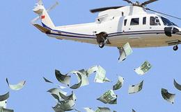 """WEF: Các nhà kinh tế học hàng đầu khuyên các chính phủ nên thực thi chính sách """"tiền trực thăng"""" - phát tiền miễn phí cho người dân để vượt qua khủng hoảng Covid-19"""