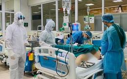 Thêm 2 bệnh nhân Covid-19 rất nặng phải can thiệp hỗ trợ tim phổi nhân tạo