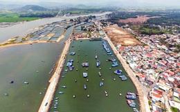 Quy hoạch cảng Mỹ Á thành trung tâm thủy hải sản mới tại miền Trung