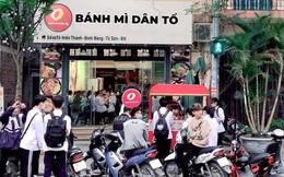 Thương Hiệu Bánh Mì Dân Tổ Đình Đám mở thêm mô hình, sau 1 tháng đã có 18 cửa hàng mini trên toàn quốc !