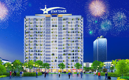 Cơ hội an cư lý tưởng, đầu tư sinh lời bền vững tại Star Tower