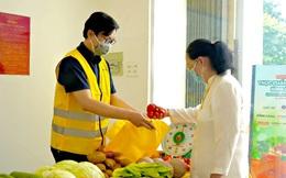 Nhất Tín mang rau củ quả xanh đến gần hơn với người dân TP.HCM