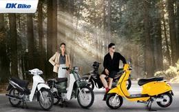 DKBike – Chiếm lĩnh thị phần nhóm xe máy phân khối nhỏ 50cc