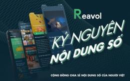 Reavol: Ứng dụng đọc và nghe sách của người Việt