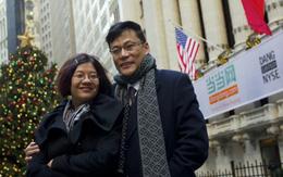 Tỷ phú đồng sáng lập Amazon Trung Quốc háo hức tiết lộ từng giả nghèo để dạy con nhưng lại đứng hình khi bị hỏi về vợ