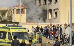 Đánh bom, xả súng đẫm máu nhất ở Ai Cập trong nhiều năm, hơn 180 người thiệt mạng