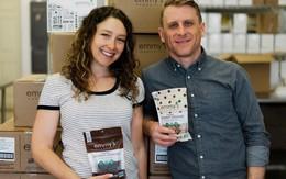 Để cưa cẩm cô gái, chàng trai gợi ý nên kinh doanh bánh quy, nhưng ít ai ngờ sau này startup bánh triệu USD ra đời, nổi tiếng trên toàn nước Mỹ