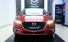 Hàng loạt xe Mazda lại đồng loạt giảm giá cuối tháng 11