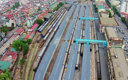 Xây cao ốc 70 tầng khu ga Hà Nội mới là đề xuất