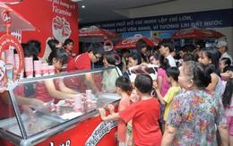 Công ty bán kem của Kido kinh doanh sa sút, lợi nhuận sau thuế giảm hơn 98%