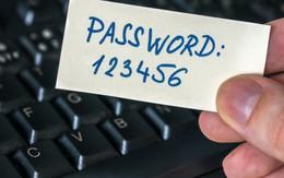 25 mật khẩu tệ nhất 2018, đừng sử dụng nếu không muốn bị hacker tấn công