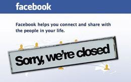Facebook bất ngờ sập trên diện rộng, màn hình trắng xóa không thể làm gì