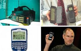 Cách mạng ĐTDĐ: Từ Motorola DynaTAC (1983) đến Samsung Galaxy S9 (2018)